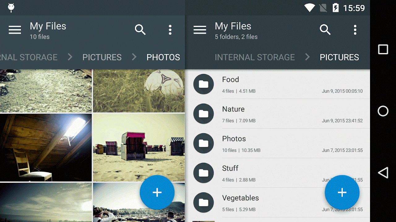 Solid Explorer File Manager 2.5.6 Screen 6