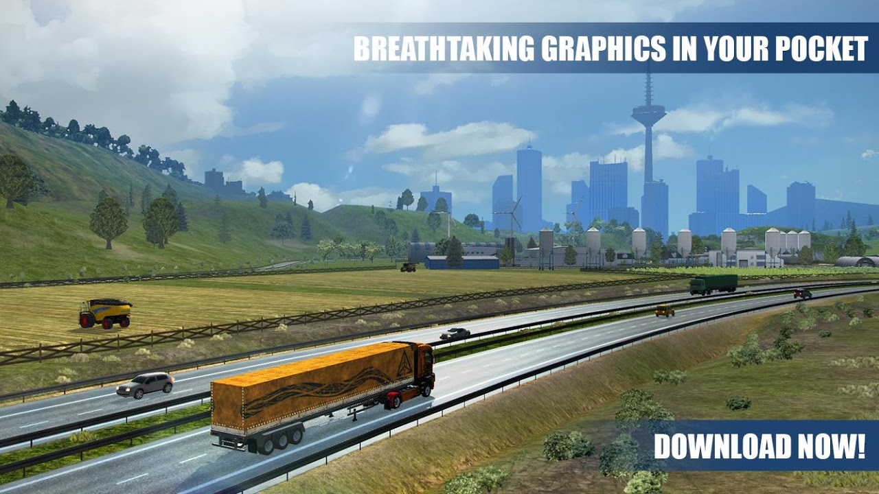Truck Simulator PRO Europe 1.0 Screen 4