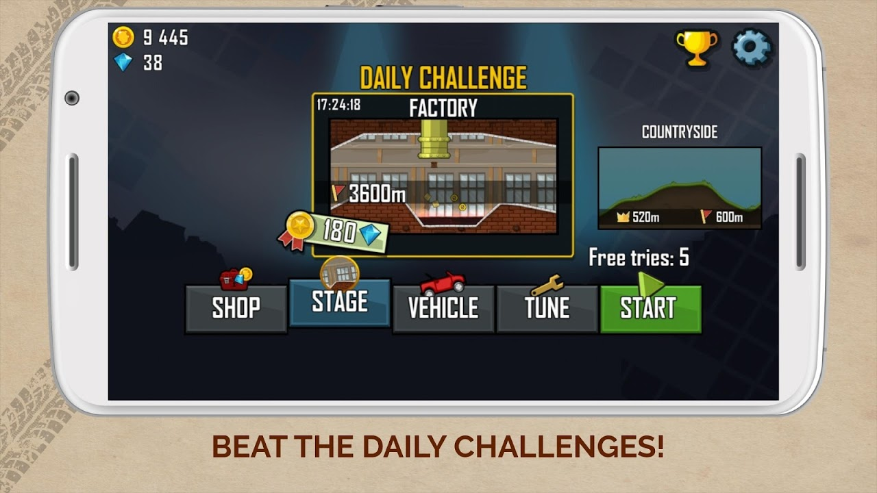 Hill Climb Racing 1.40.0 Screen 2