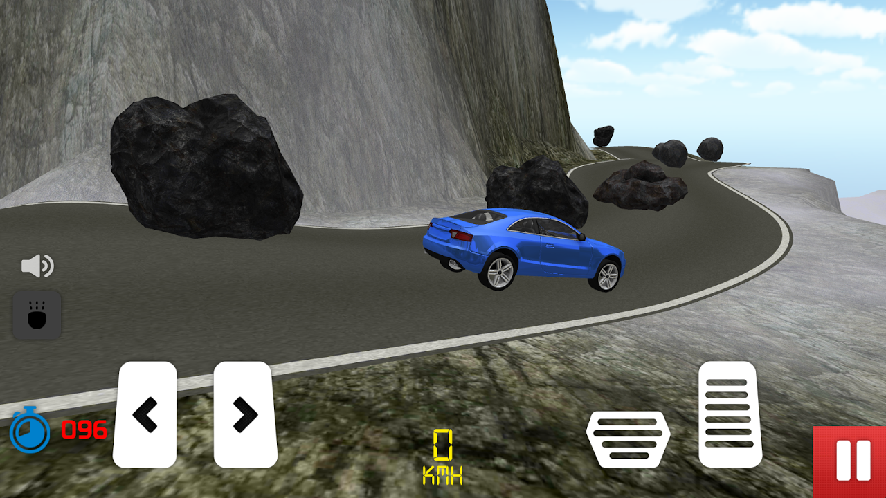 Android Xtreme Drag Racing Screen 4