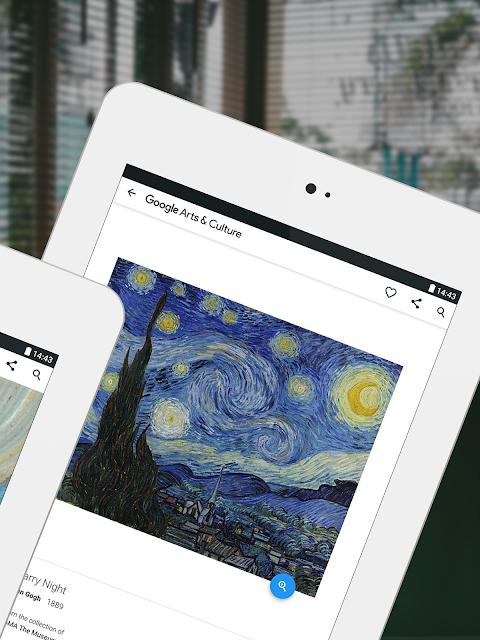Google Arts & Culture 7.2.16 Screen 1