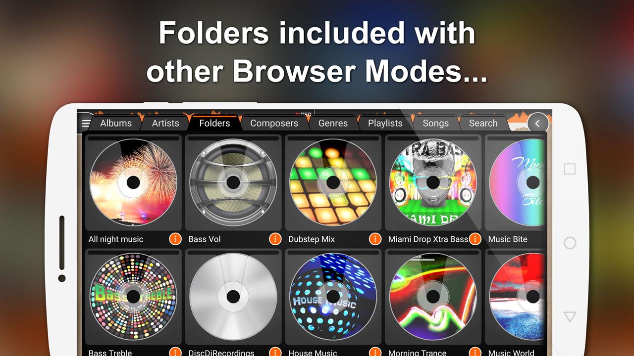 DiscDj 3D Music Player - Dj Mixer v4.005s Screen 3