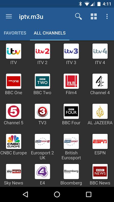IPTV Pro 3.4.6 Screen 2