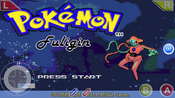Pokemon: Fuligin 1.0 Screen 2
