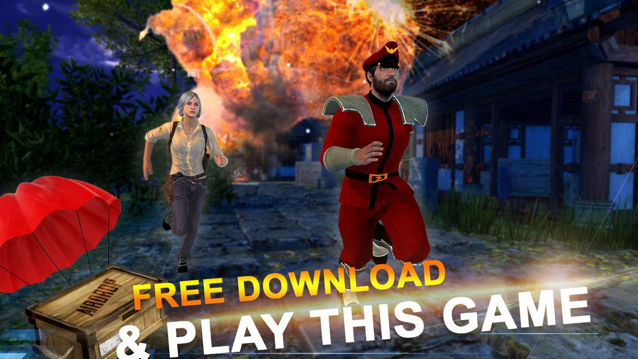 Free Fire Battleground- Firing Squad battle strike 1.0 Screen 6