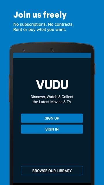 Vudu Movies & TV 4.3.58.123472 Screen 4