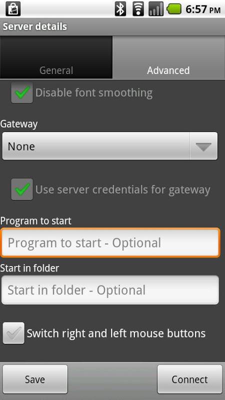 remote desktop client 3.7.1 apk