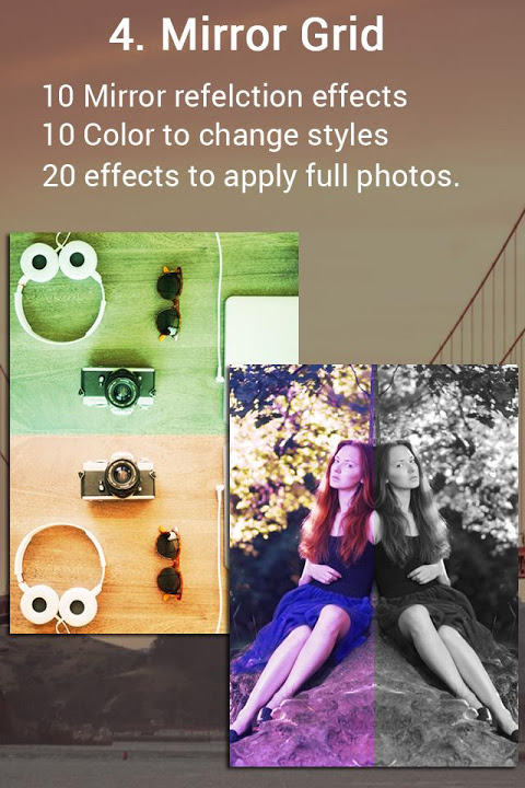Android Fotos - Photo editor & Collage Screen 4