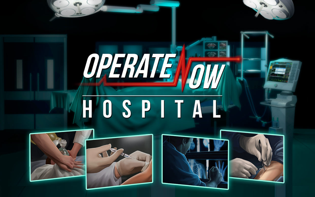 Operate Now: Hospital Doctor 1.7.4 Screen 12