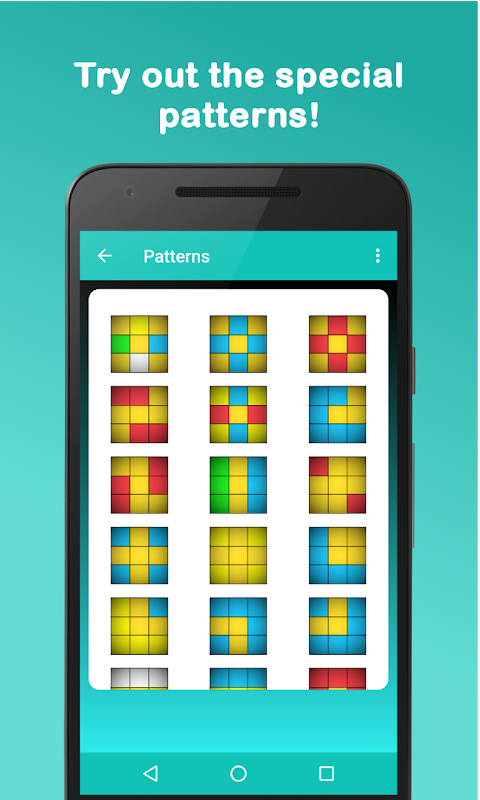 RubikSolver 6.2.1 Screen 1