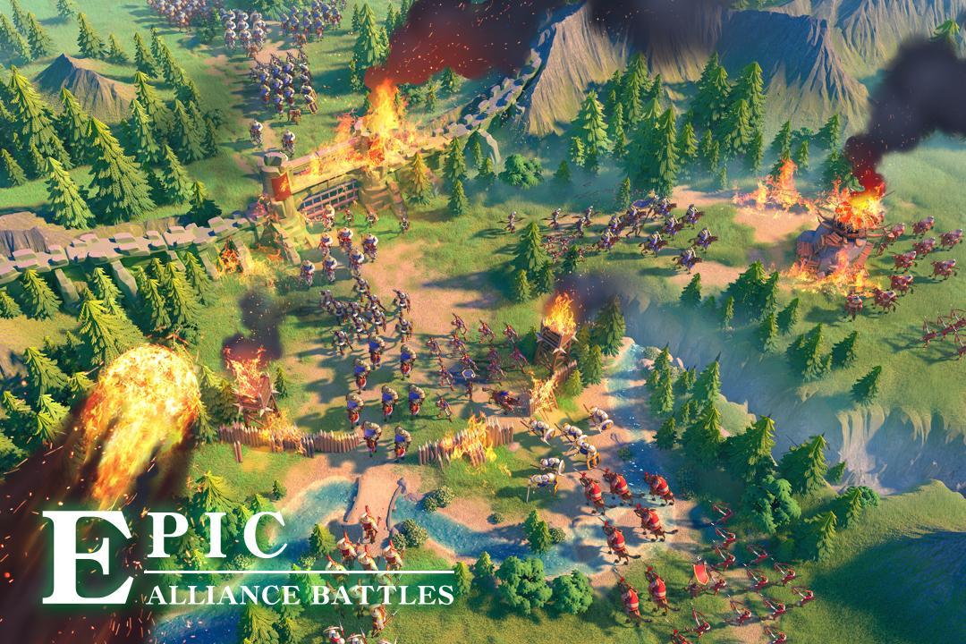 Rise of Civilizations 1.0.6.15 Screen 1
