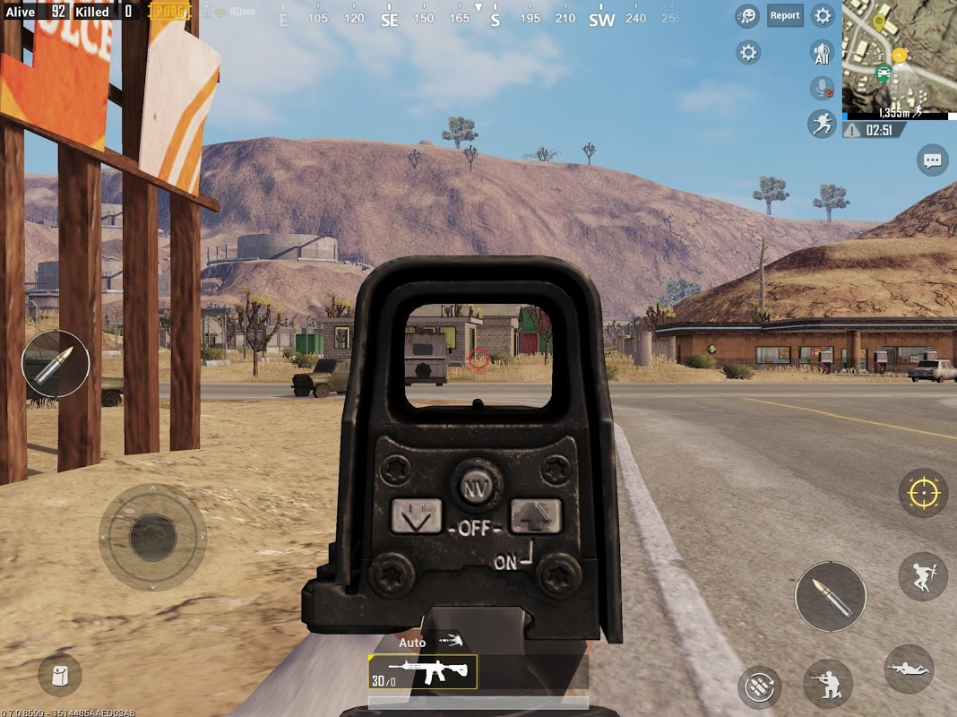 Android PUBG MOBILE Screen 14
