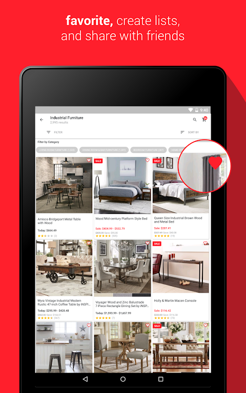 Overstock – Home Decor, Furniture Shopping 2018.12.2 Screen 12