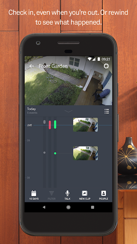 Android Nest Screen 8