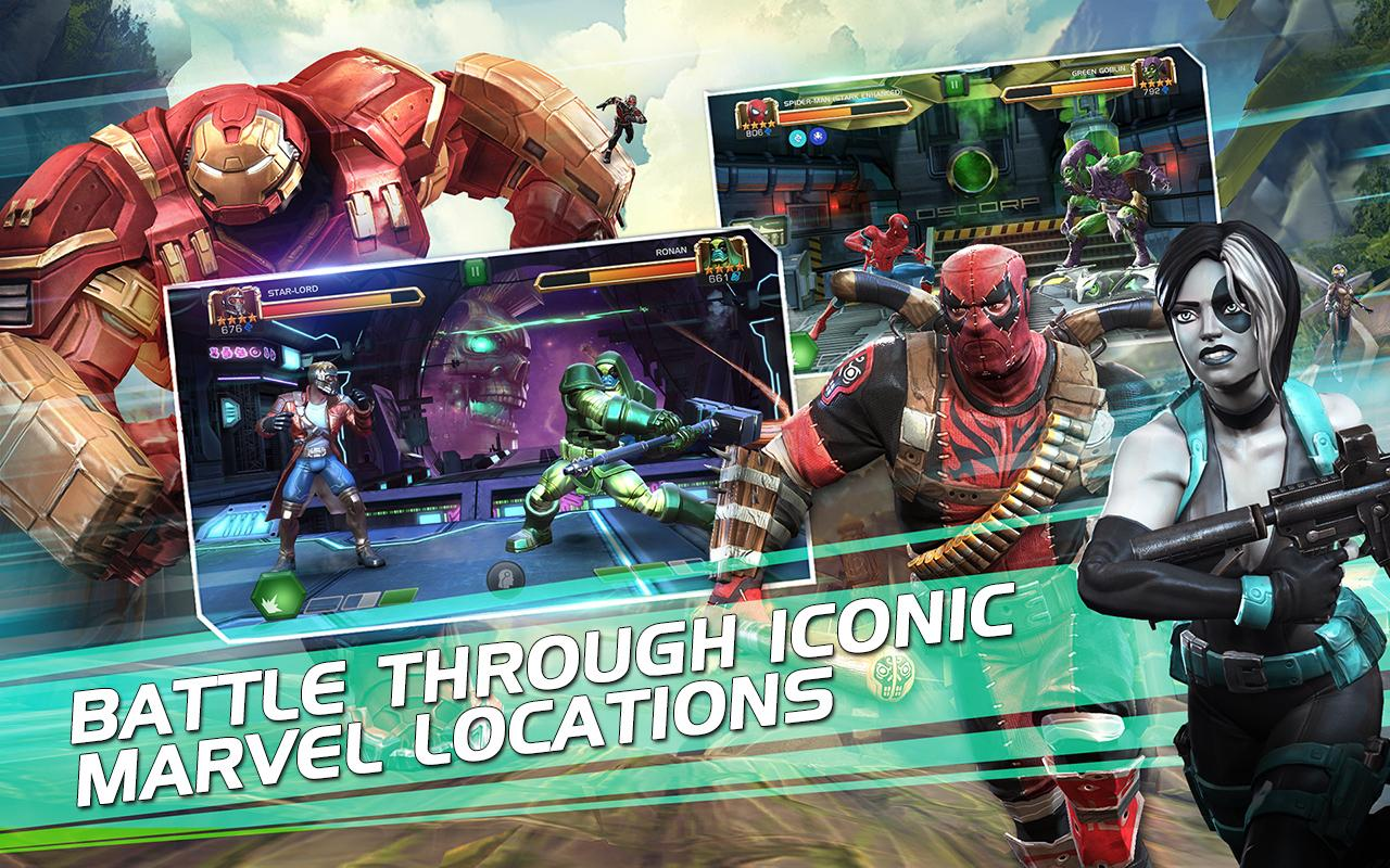 MARVEL Contest of Champions 19.0.0 Screen 4