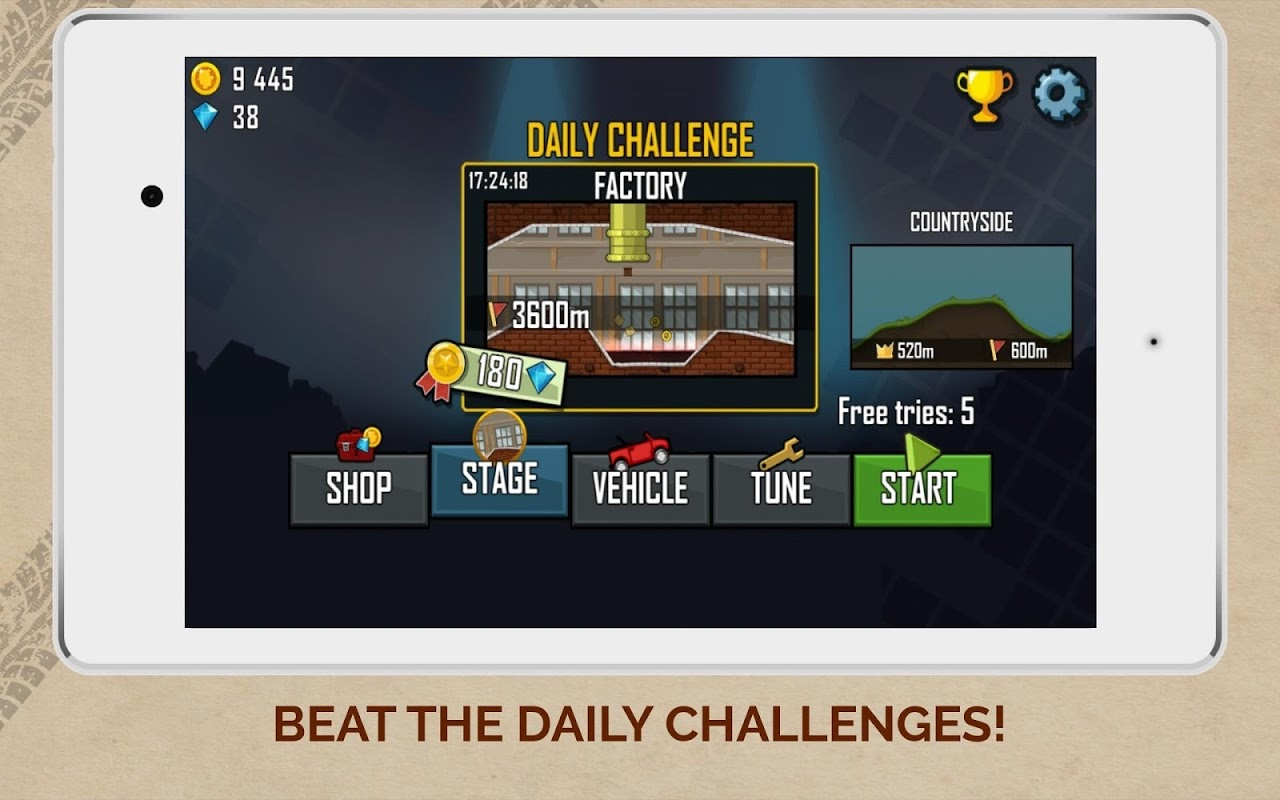 Hill Climb Racing 1.40.0 Screen 12