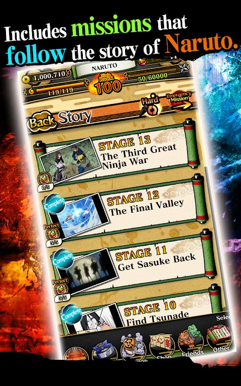 Ultimate Ninja Blazing 2.20.0 Screen 3