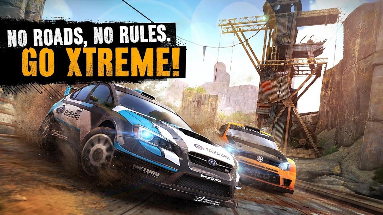 Asphalt Xtreme: Rally Racing 1.4.2i Screen 3