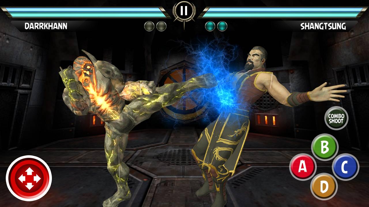 Android Wrestling Grand Arena : Live Wrestling Evolution Screen 2