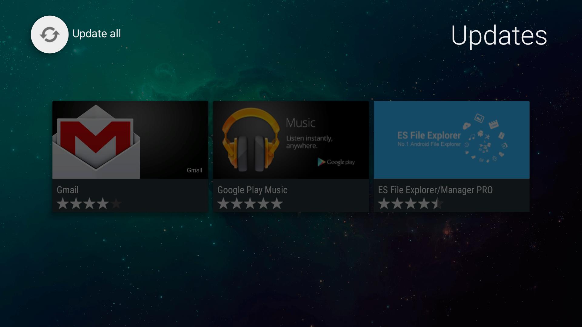 Aptoide TV 5.0.2 Screen 7