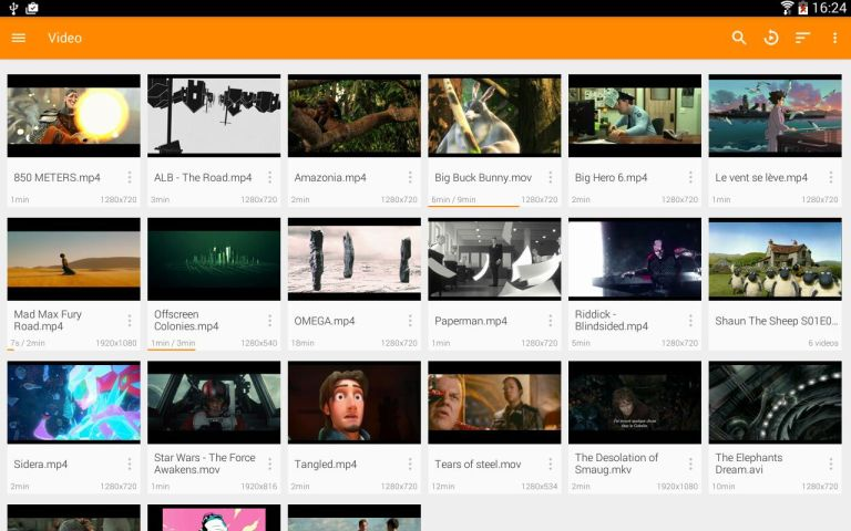 Android VLC for Android Screen 48