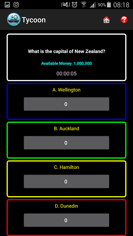 Android Tycoon Screen 3