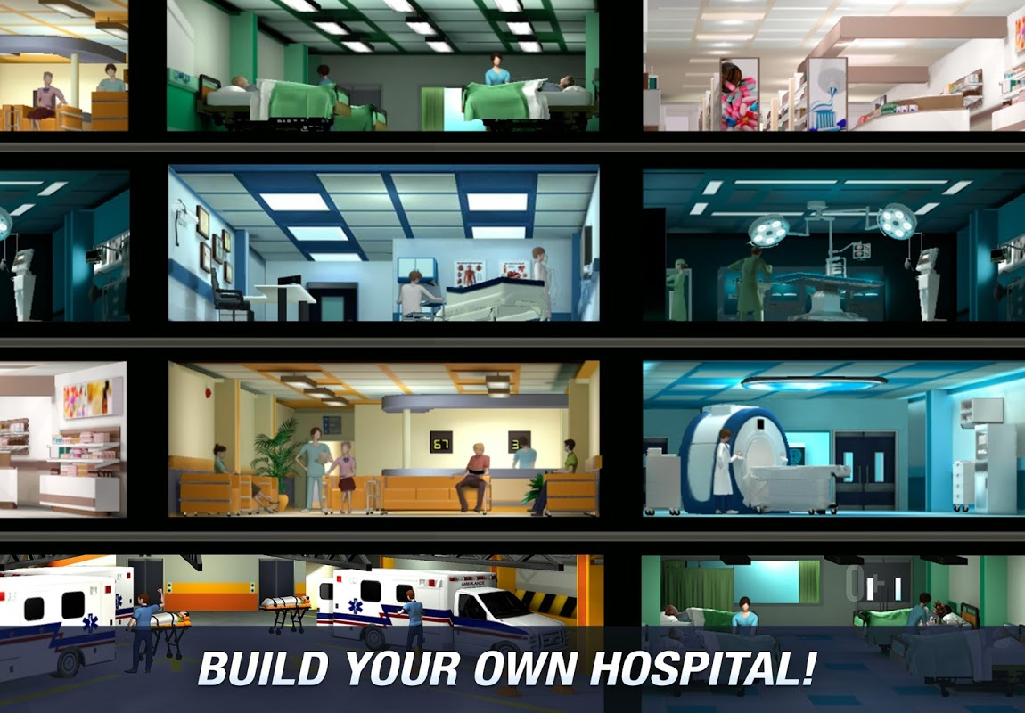 Operate Now: Hospital 1.17.6 Screen 10