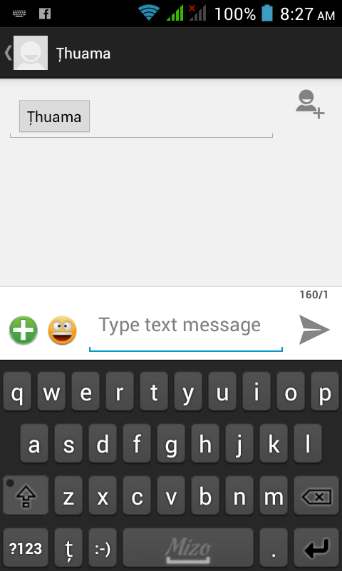 Mizo Keyboard LITE 3 1 APK Download by Lalsangpuia Ralte | Android APK