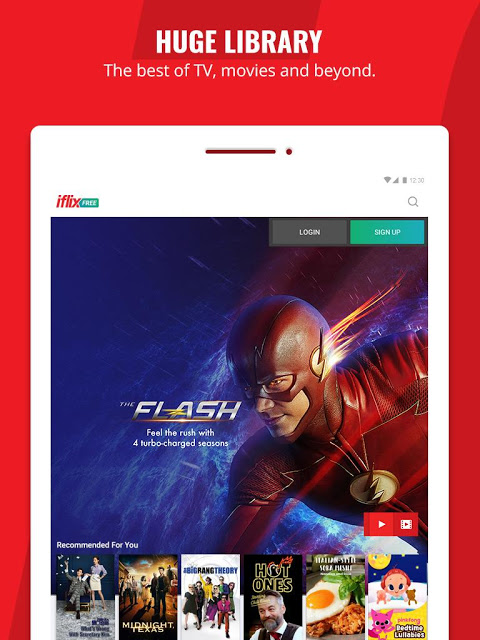 iflix 3.2.1-11637 Screen 7