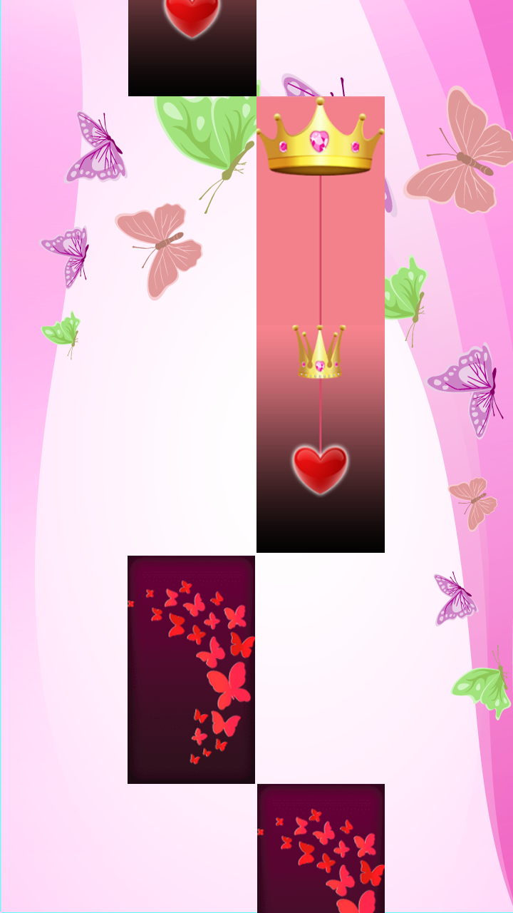 Android Fairytale Magic Piano Tiles Screen 3