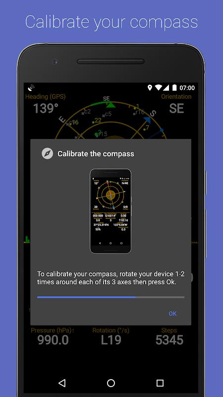 GPS Status & Toolbox 8.4.177 Screen 6