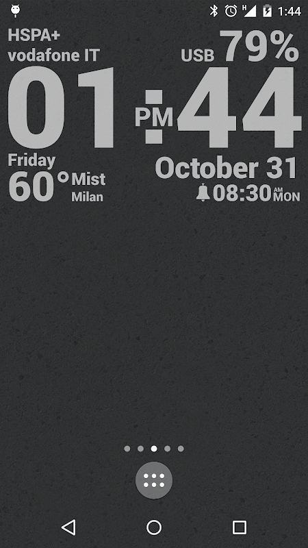 KLWP Live Wallpaper Maker 3.37b900818 Screen 3