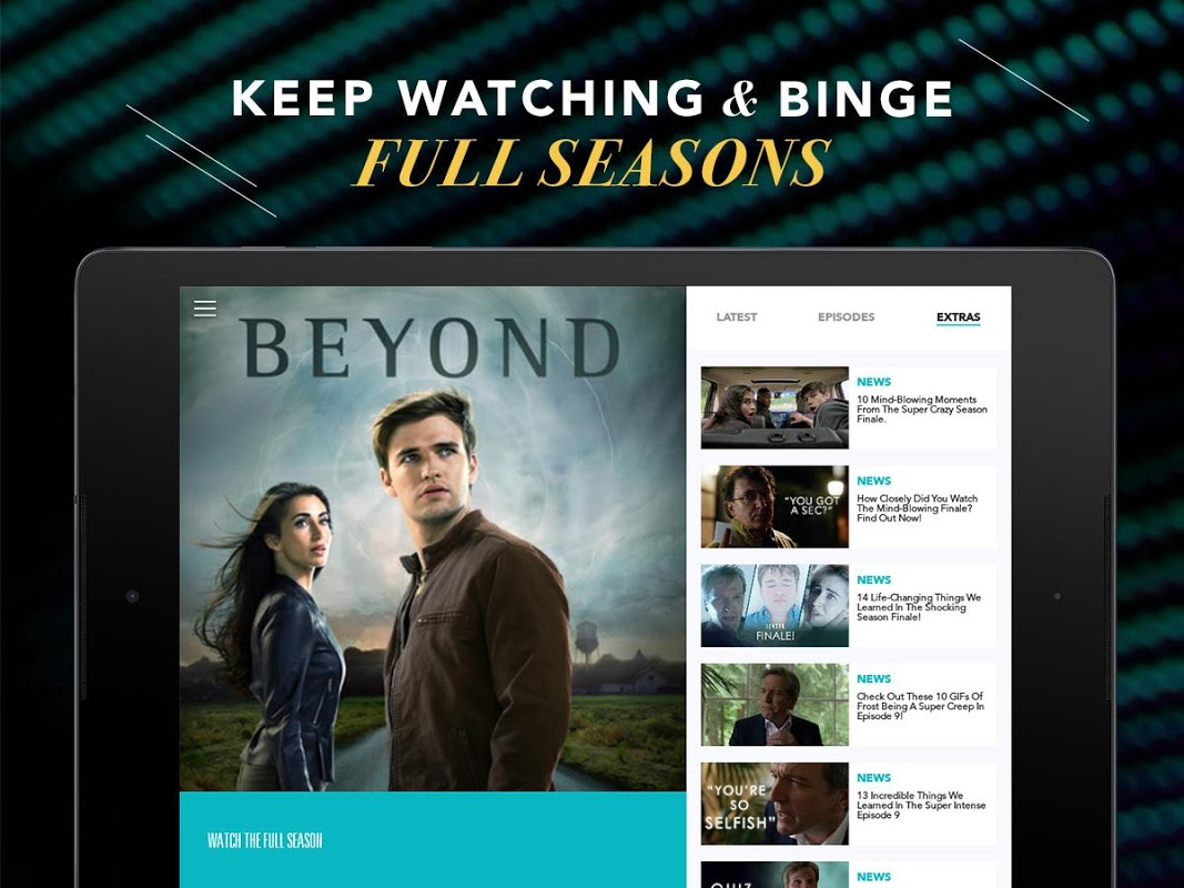 Android Freeform – TV & Full Episodes Screen 4