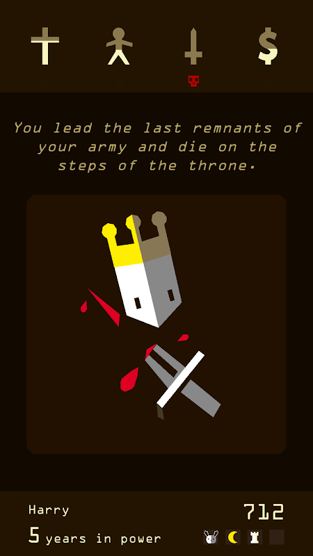 Android Reigns Screen 2