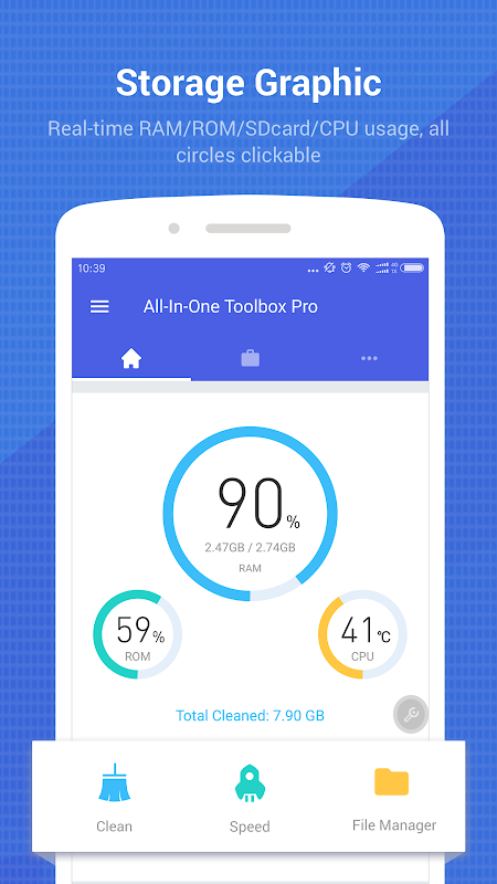 All-In-One Toolbox Pro Key 2.1 Screen 2