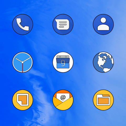 PIXEL PIE - ICON PACK 6 3 APK Download by Cris87 | Android APK