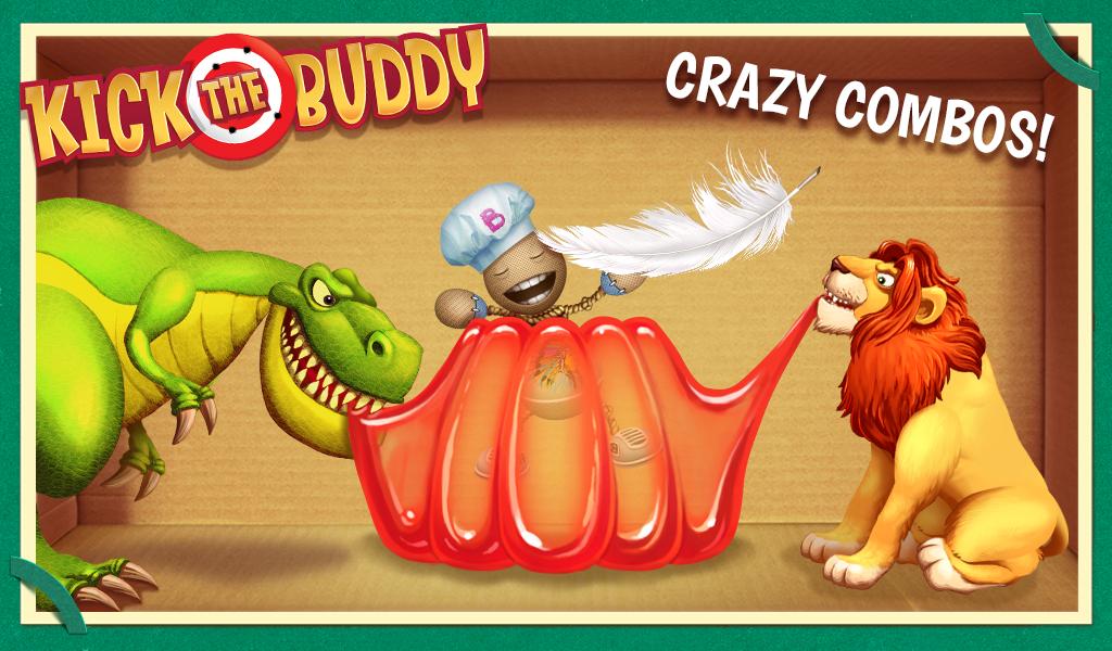 Kick the Buddy 1.0.5 Screen 4