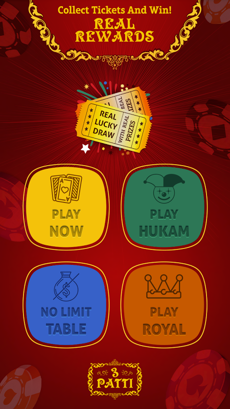 Android Teen Patti Indian Poker Screen 4