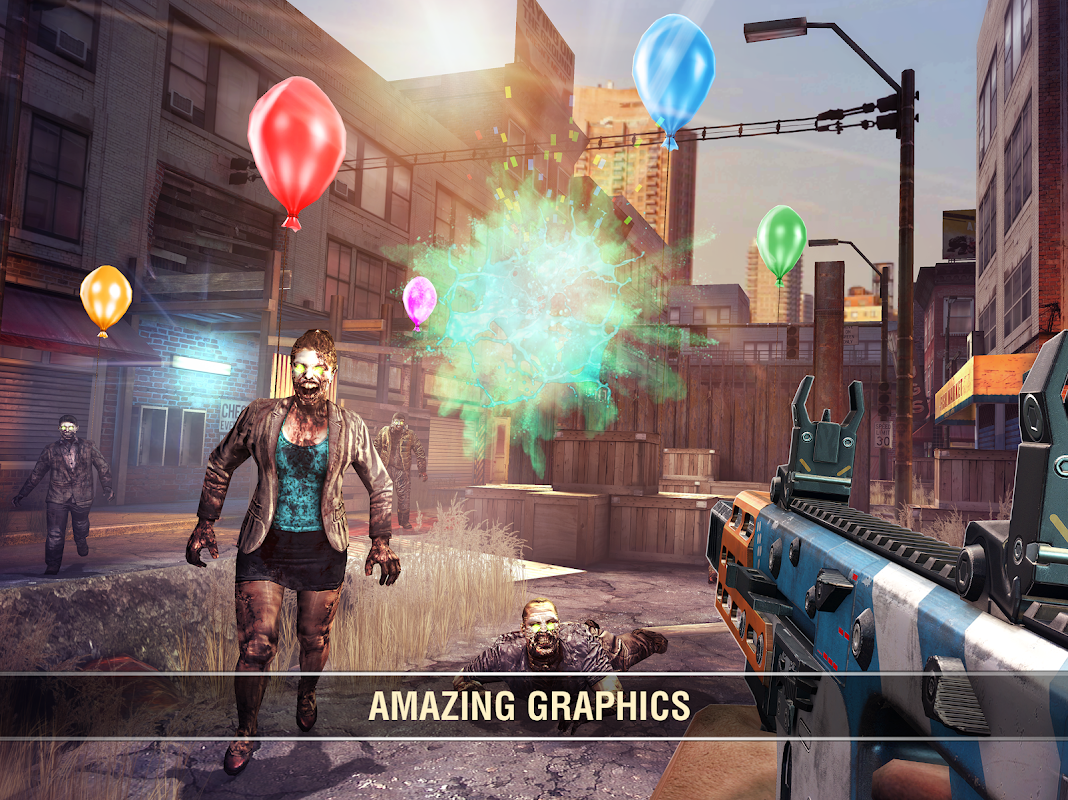 Android Dead Trigger 2: First Person Zombie Shooter Game Screen 16
