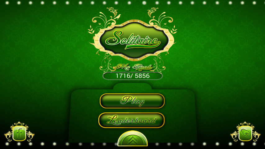 Android Solitaire Screen 6