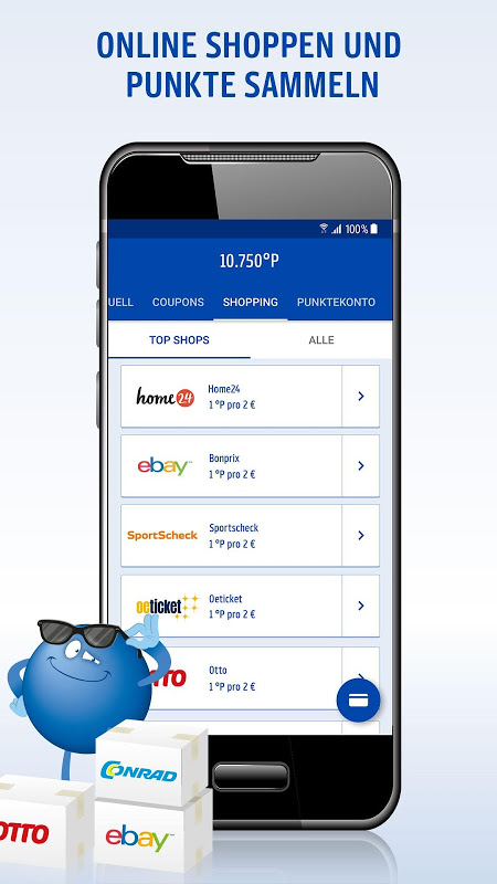 PAYBACK - Das Bonusprogramm mit vielen Partnern 1.4.10150 Screen 3