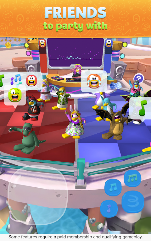 Club Penguin Island 1 9 0 APK Download by Disney | Android APK