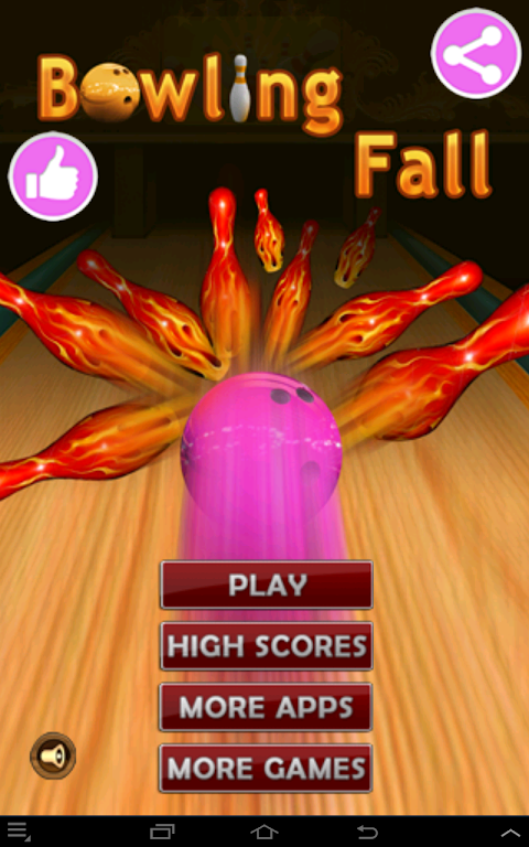 Android Bowling Champion Screen 8