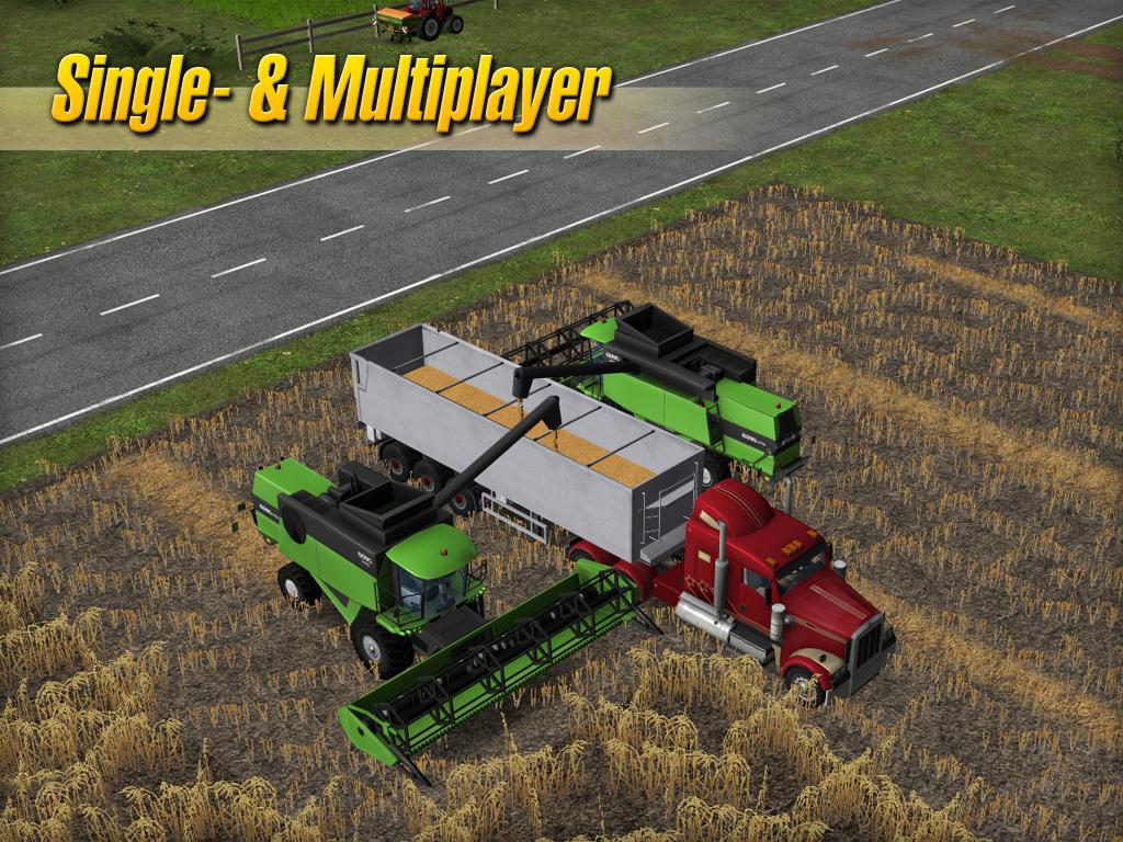 Farming Simulator 14 1.4.8 Screen 6