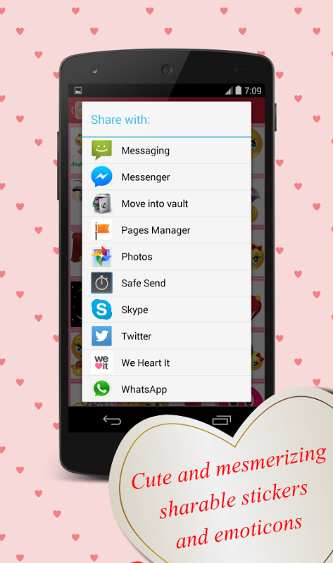 Love Stickers 1.9 Screen 4