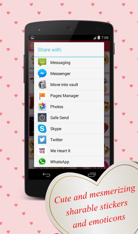 Love Stickers 1.9 Screen 4