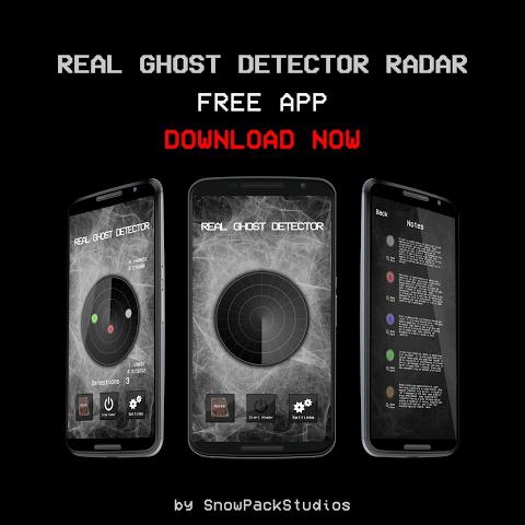 Android Real Ghost Detector - Radar Screen 2