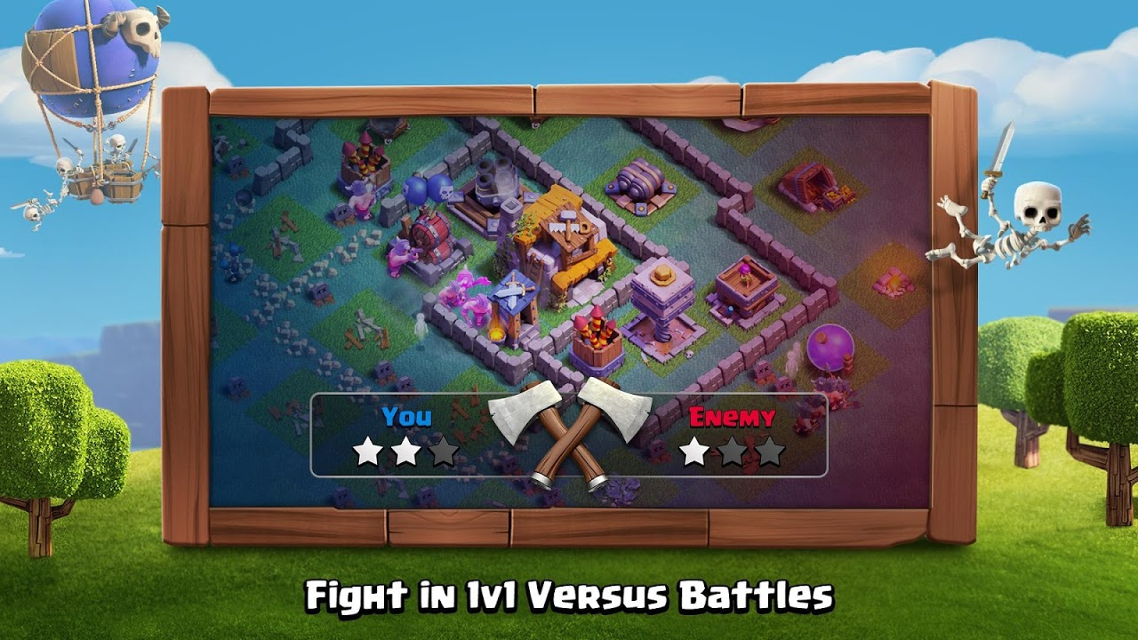 Clash of Clans 11.185.12 Screen 12