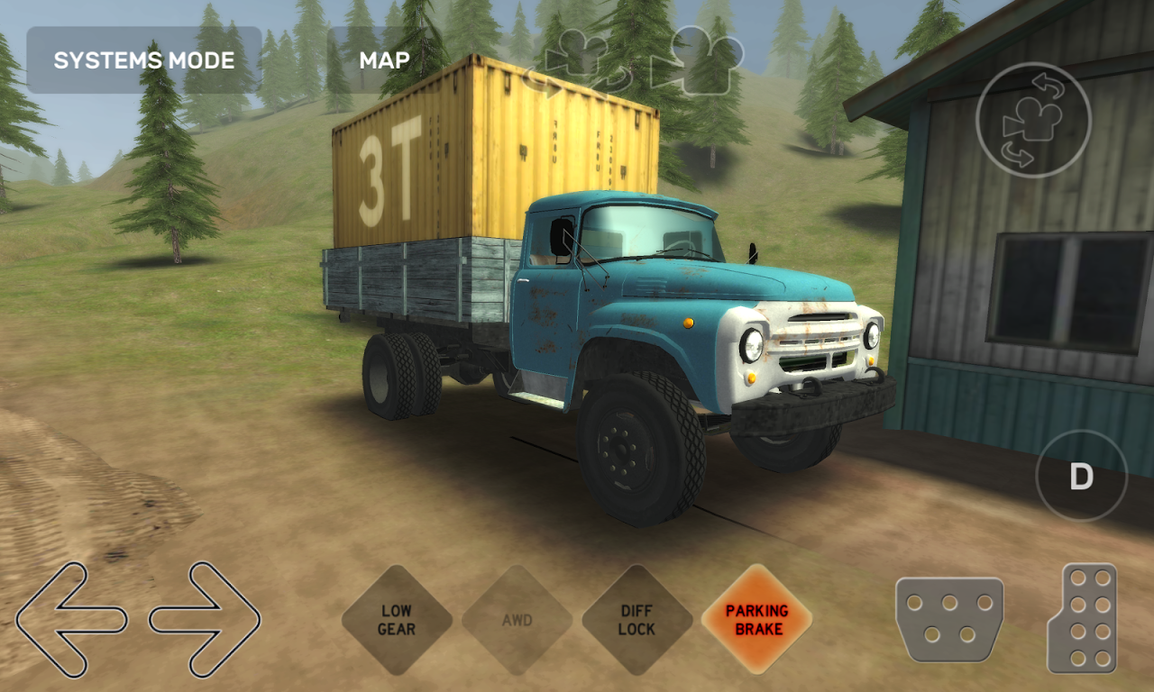 Dirt Trucker: Muddy Hills 1.0.5 Screen 4