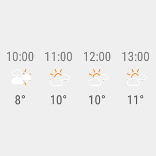 Transparent clock weather Pro 0.99.02.39 Screen 22